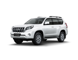 Toyota Land Cruiser 2015+