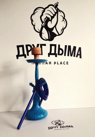 Кальян Amy Deluxe 048 (blue)