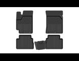Коврик салона SRTK модель Chevrolet Aveo (12+) к-т 4шт черный CH.AV.12Г.02х44
