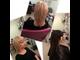 Окрашивание волос - брондирование