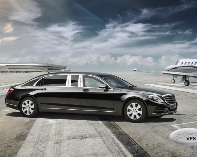 Various luxury elongated and armored limousines based on Mercedes-Maybach S560 4Matic, S650 and S650 X222 Guard VR9, VR10 (with integrated special protection from MB Guard), 2019-2020 YP