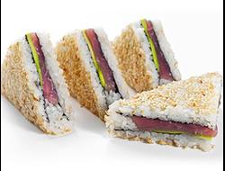 Сендвич ролл с тунцом