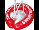 Надувной круг для плавания SWIMTRAINER Classic красный до 4-х лет