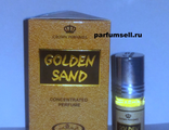 Al Rehab масляные духи Golden Sand (Голден Санд)
