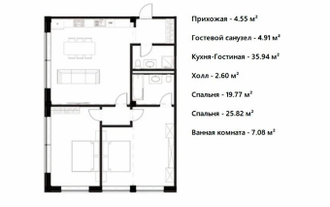 ЖК Silverwood Apartments