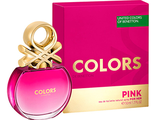 (женский) Benetton Colors de Pink
