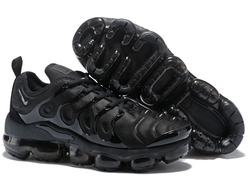"Nike TN VaporMax Plus ""Triple Black"" Мужские (40-45)"