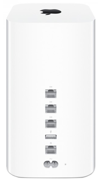 Роутер Apple AirPort Extreme (ME918) Белый