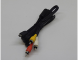 Кабель USB B mini 6 pin - 3 RCA штекер 1,2 м