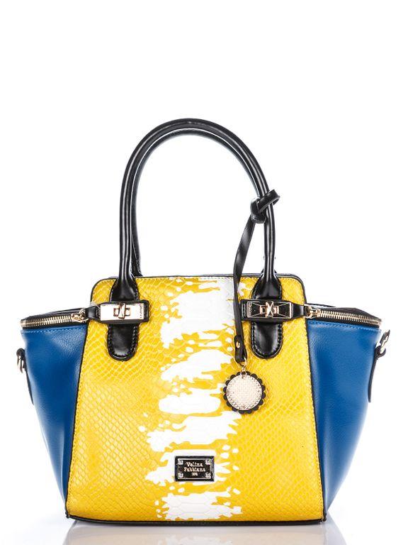 СУМКИ ЖЕНСКИЕ РАСПРОДАЖА недорогих женских сумок, дешевые цены фото, онлайн  интернет магазин Украина   Сумка Velina Fabbiano 100% оригинал 96100a16d38