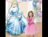 """Ходячий шар - """"Принцесса"""""""