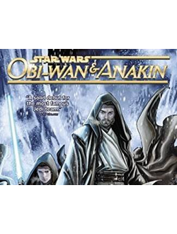 Star Wars: Obi-Wan and Anakin, купить комикс Star Wars: Obi-Wan and Anakin в Москве