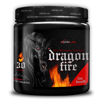 (Invitro Labs) Dragon Fire - (240 гр)