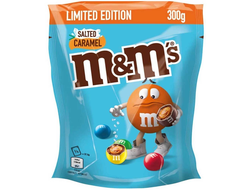 m&m's Salted Caramel (соленая карамель)