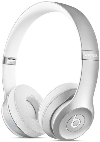 Beats Solo 3 Wireless Silver (Беспроводные)