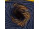 Пряжа KINDA MAGIC SOCK YARN 6456 cool cat 80гр