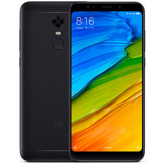 Xiaomi Redmi 5 Plus 3/32GB Black/черный