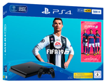 РlayStation 4 Slim (500Gb) + FIFA 19
