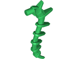 Appendage Spiky / Bionicle Spine / Seaweed / Plant Vine, Green (55236 / 6154865)
