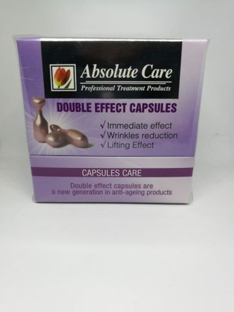 Absolute care Double perfect capsules