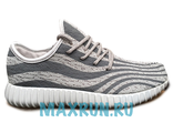 Кроссовки Adidas Yeezy Boost 350 зеленые