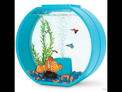 Детский Аквариум Nemo Оборудованный (20л) Wd4002