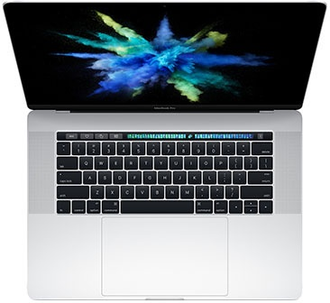 "Macbook Pro 15"" 256Gb Touch Bar (MLW72) Серебристый"
