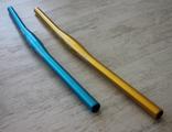Руль Truvativ 31,8*620мм синий