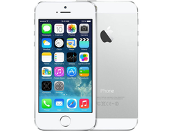 Купить iPhone 5S 32Gb Silver LTE в СПб