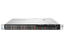 Сервер - HP ProLiant DL360p Gen8 up to 8sff , E5-2670 2P ,DDR3 Reg ECC - 32Gb,  P420i 512Mb FBWC, 1Gb 4-port 331FLR, 2x 460W PSU, 742816-S01