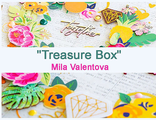 "Мастер-класс ""Treasure box"