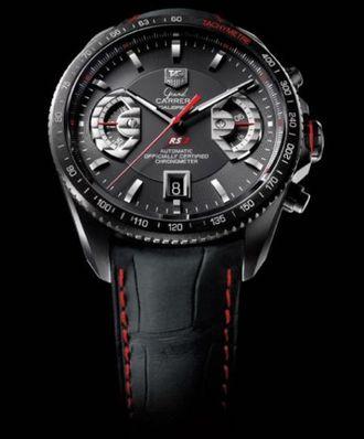 Наручные часы TAG Heuer Grand Carrera Кварц