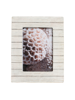 Фоторамка PHOTO FRAME MAINEL GREY 25X20CM POLYRESIN арт. 30859