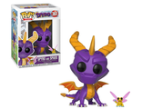 Фигурка Funko POP! Vinyl: Games: Spyro the Dragon: Spyro & Sparx
