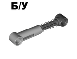 ! Б/У - Technic, Shock Absorber 6.5L, Complete Assembly - Soft Spring, Light Bluish Gray (731c06 / 4265688 / 6027565) - Б/У