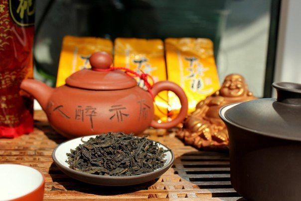 Парная чайная церемония - гармоничное и завораживающее зрелище