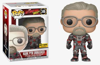 Хэнк Пим (Hank Pym Unmasked, Ant-Man And The Wasp)