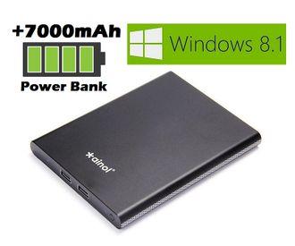 Ainol mini PC. Windows мини компьютер. 2 Гб / 32 Гб. Всё в одном! + 7000 mAh powerbank.