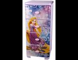 Детский комод для девочки плетеный принцесса Рапунцель Дисней