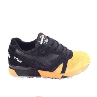 Diadora N9000 Black/Yellow (41-45)