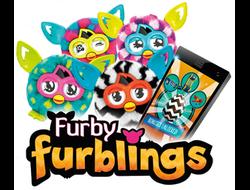 Интерактивная игрушка Ферби Ферблинг Furby Furbling