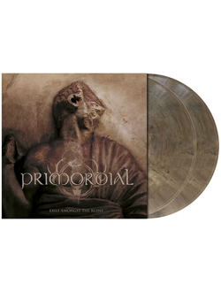 PRIMORDIAL Exile amongst the ruins 2-LP Gray-Brown