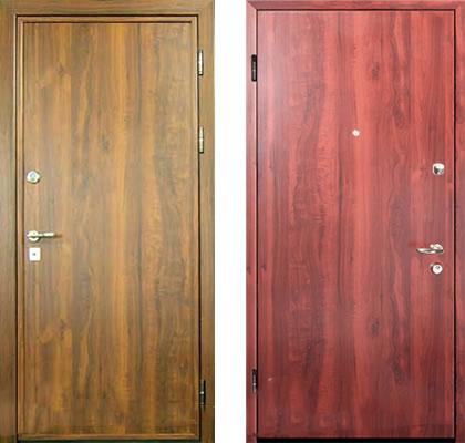 двери металлические входные мо