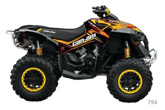 Can-am BPR Renegade #794