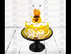 """Торт № 3 """"Пчелка Майя"""" (Детские торты)"""