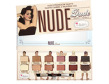 Палетка теней Nude Dude Nude Eyeshadow Palette The Balm