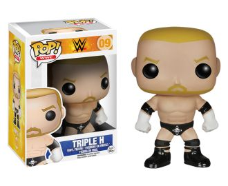 Funko Pop! WWE: Triple H Action Figure 09 -  ФАНКО ПОП! Трипл Эйч фигурка 09
