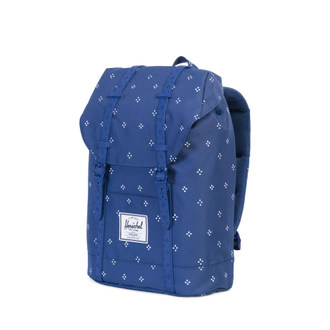 Купить Herschel Retreat Focus/Twilight Blue Rubber в Москве