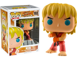 Фигурка Funko POP! Vinyl: Games: Street Fighter: Ken Special Attack (Эксклюзив)