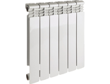 Биметаллический радиатор Aquaprom 500/80 6 секций